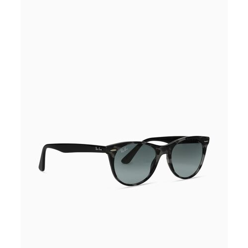 Ray Ban Ray-Ban Wayfarer Sunglasses(For Men, Blue)