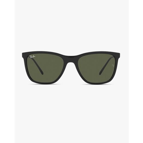 Ray Ban 0RB4344601/3156 Full-Rim Shield Sunglasses