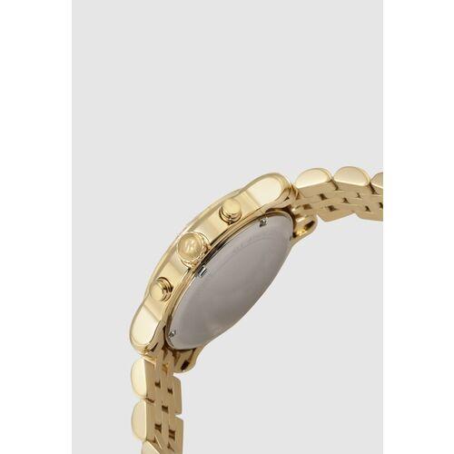Michael Kors Women Gold-Toned Chronograph Watch MK5982