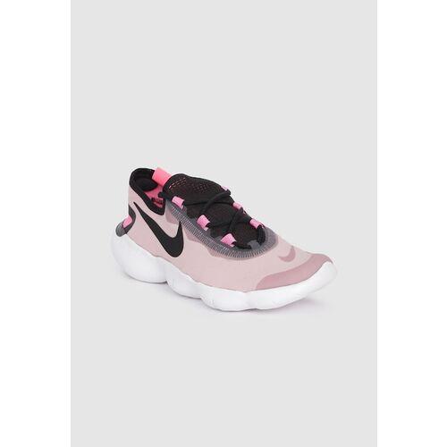 Nike Women Pink FREE RN 5.0 Running Shoes