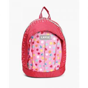 Lavie Graphic Print Backpack