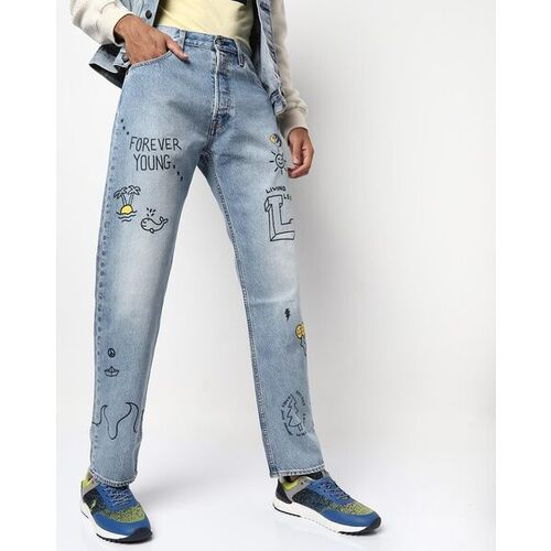 Levi's 501 '93 Young Legend Straight Fit Jeans