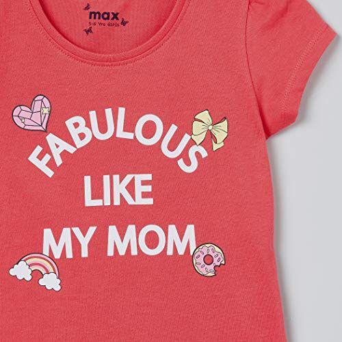 Max Girls T-Shirt