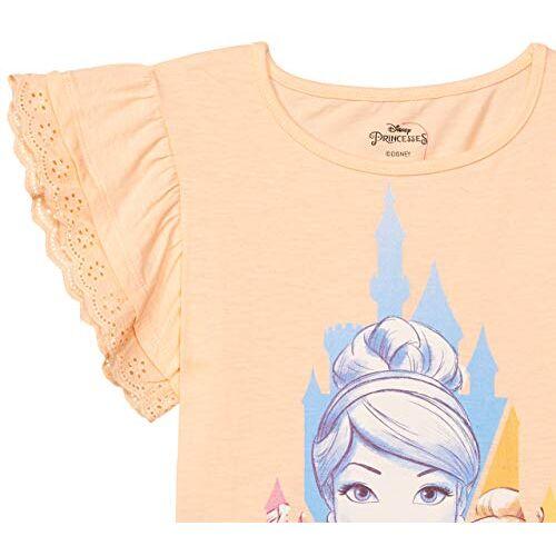 MAX Girl's Regular fit T-Shirt