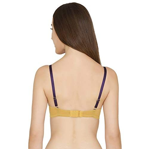 Zivame Women's Full Cup Padded Wired Bra