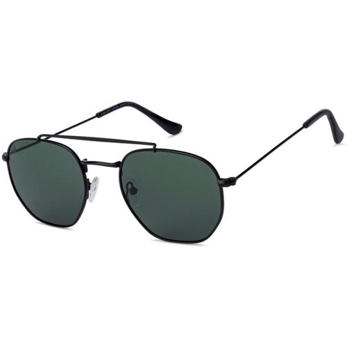 VINCENT CHASE Round Sunglasses(For Men & Women, Green)
