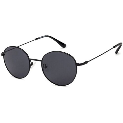 VINCENT CHASE Round Sunglasses(For Men & Women, Grey)