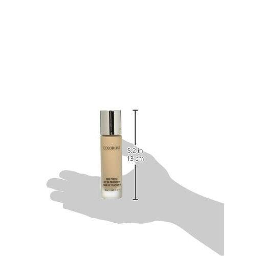 Colorbar Skin Perfect SPF 60 Foundation, skin Glow 003, 30ml
