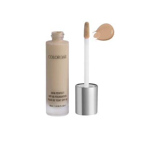 Colorbar Skin Perfect Foundation with SPF 60 - Sassy Glow 012 30ml