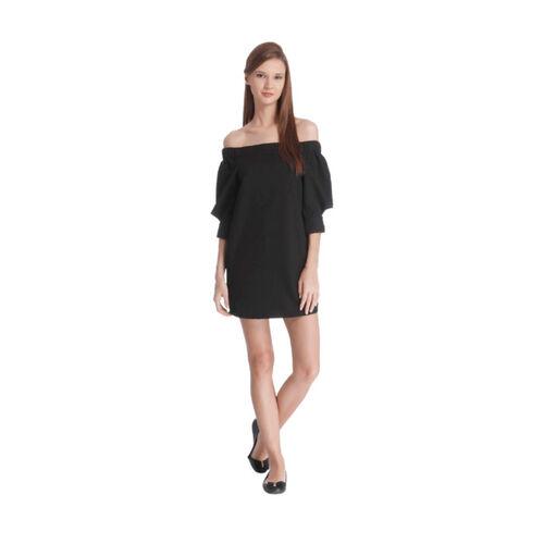 Only Black Above Knee Dress