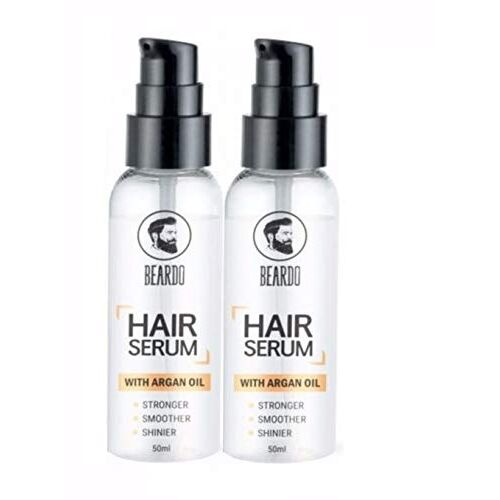 Beardo Hair Serum With Argan Oil (Pack of 2)