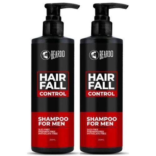 BEARDO Hair Fall Control Shampoo Combo for Men(500 ml)
