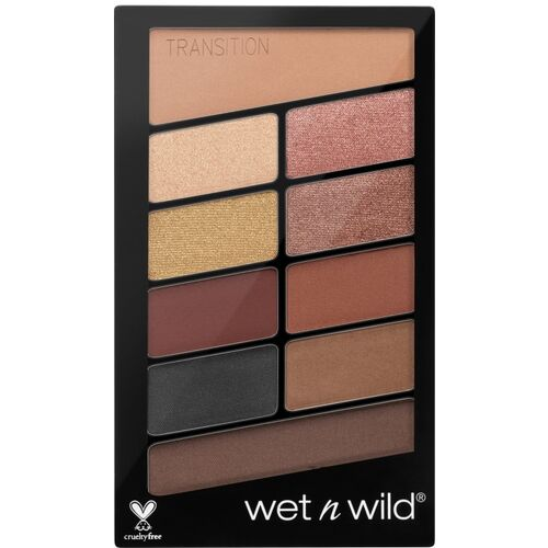 Wet n Wild Color Icon 10 pan palette My Glamour Squad 10 g(My Glamour Squad)