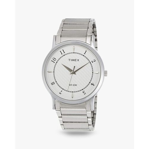 Timex TI000R40900 Analogue Watch with Stainless Steel Strap