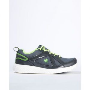 Duke Panelled Lace-Up Sports Shoes