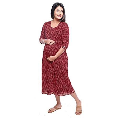 prachin Pregnancy/Maternity Dress & Kurti