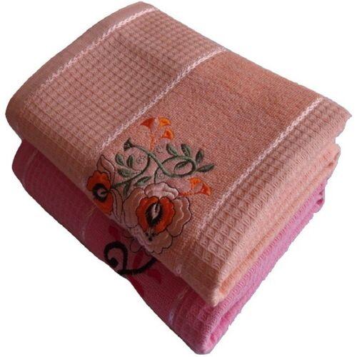 Pyaro Cotton 325 GSM Bath Towel Set(Pack of 2)