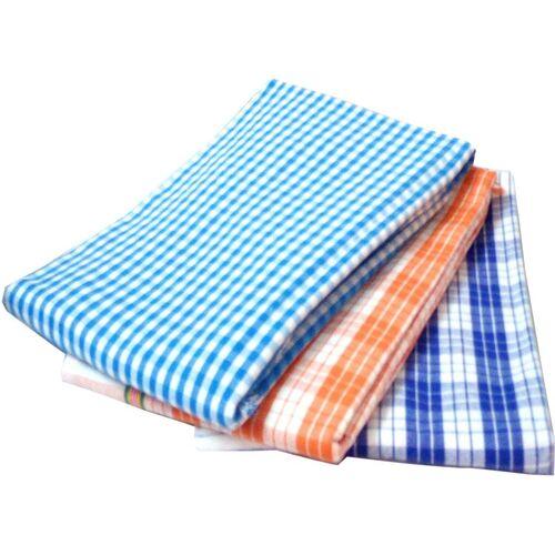 Blue jays hub Cotton 450 GSM Bath Towel Set(Pack of 3)