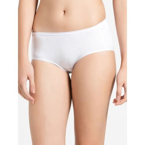 Jockey low rise solid hipster panty