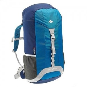 Quechua 40 Arpenaz Hiking Blue, Grey Backpack