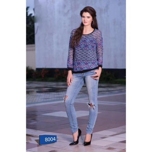 Fashionable Designer Latest Top. Buy Fashionable Designer Latest Top online   Looksgud in