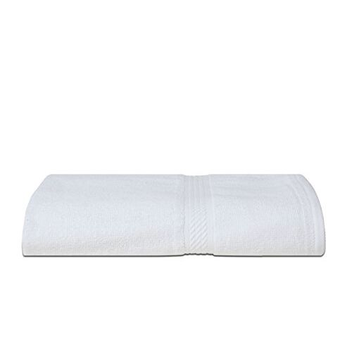 In Beauty Bath Towel Combo Set Cotton 4pc Set, 450 GSM Size - 27x54 inch by Akshaan Texo Fab