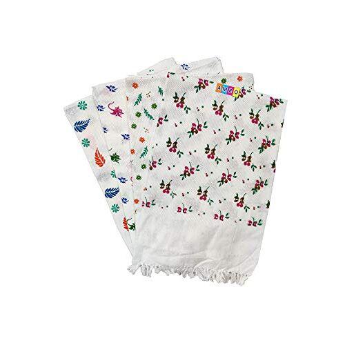 HOME CHOICE Cotton Bath Towel 250 GSM (Set Of 2, White)