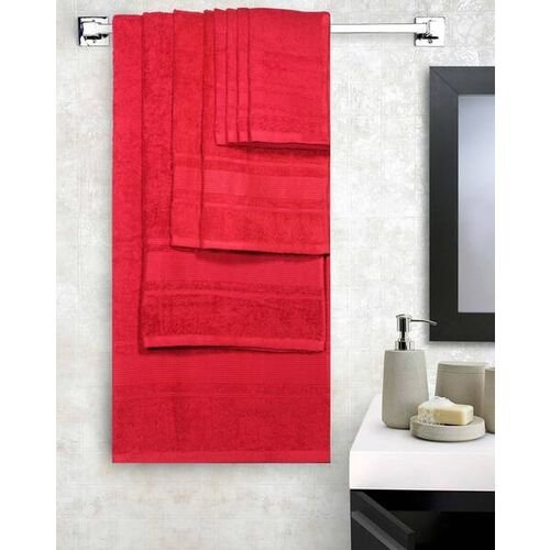 Set of 8 Cotton Ultra Absorbent Towels