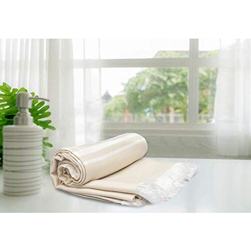 Mush Bamboo Turkish Towel | 100% Bamboo |Ultra Soft, Absorbent & Quick Dry Towel for Bath, Beach, Pool, Travel, Spa and Yoga | 29 x 59 Inches