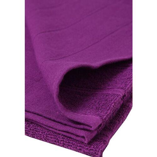 SPACES Unisex Violet Striped 233 GSM Livlite Bath Towel