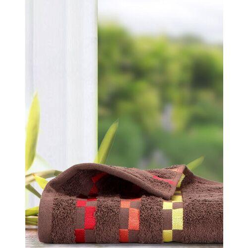 Mercerized Bumpy Striped Bath Towel