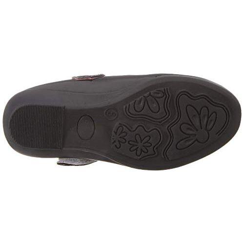 Barbie Girl's White Indian Shoes - 10 Kids UK/India (28 EU)(STY-18-19-002342)