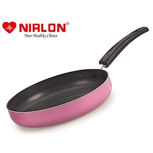 Nirlon Orchid Granite Nonstick Alumnium Cookware