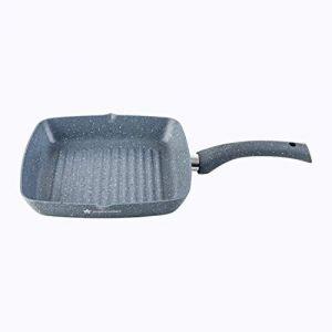 Wonderchef Granite Aluminum Nonstick Grill Pan