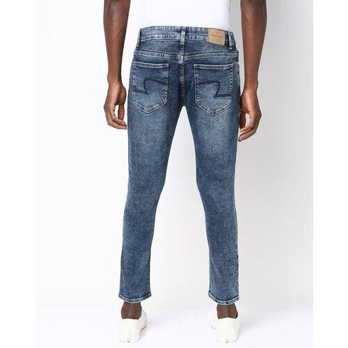Spykar Lightly Washed Skinny Fit Jeans