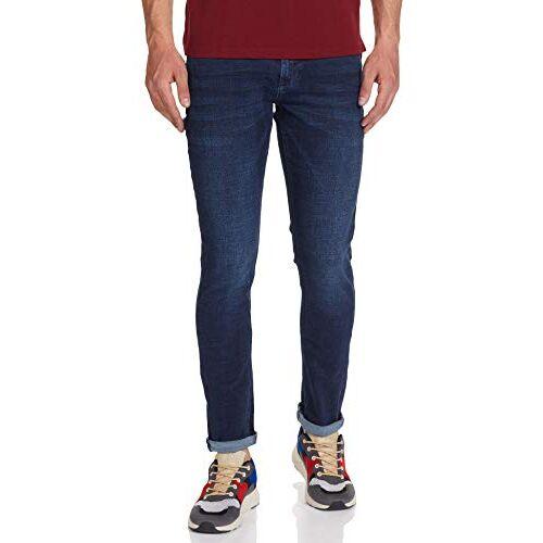 Spykar Men's Boyfriend Skinny Jeans