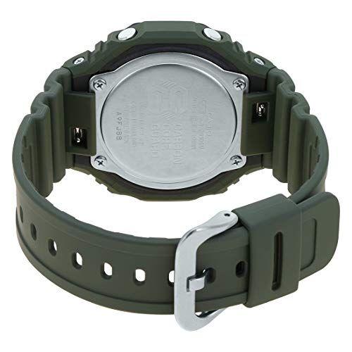 Casio G-Shock Analog-Digital Black Dial Men's Watch-GA-2110SU-3ADR