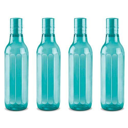 Milton Prism Pet Water Bottle, Set of 4, 1000 ml