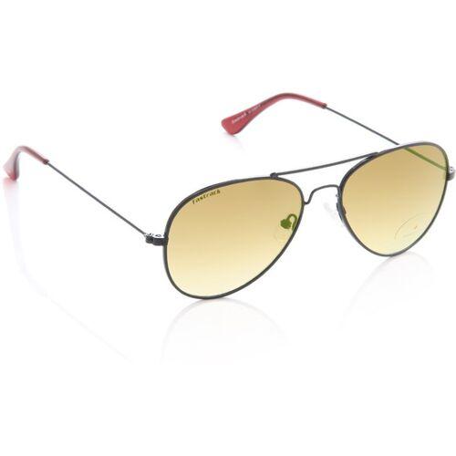 Fastrack Aviator Sunglasses(For Women, Brown)