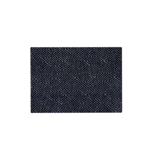 Saral Home viscose dining table kitchen placemats, 6 mat -33x45cm, 1 runner 33x120 cm (set of 7)