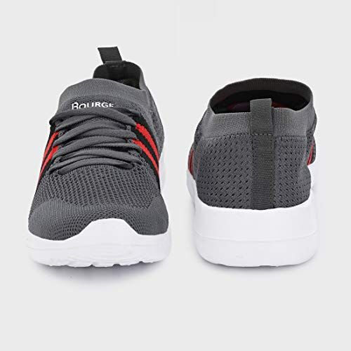 Bourge mens Loire-z190 Running Shoes