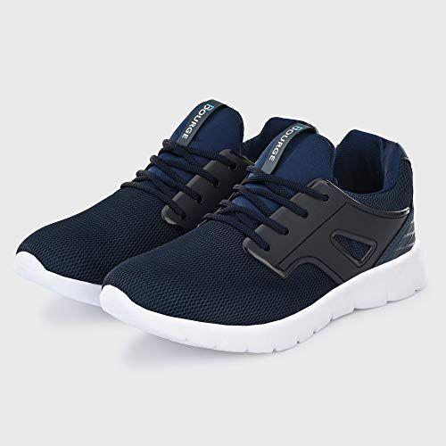 Bourge Men's Loire-326 Running Shoes