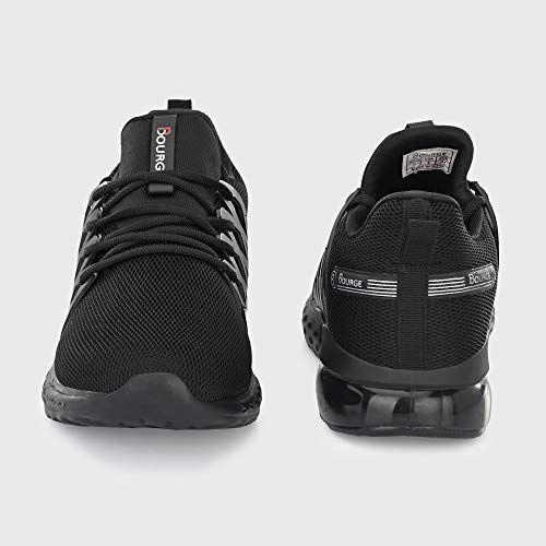 Bourge Men's Loire-330 Running Shoes