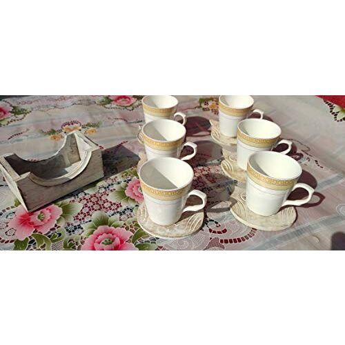 Mango SUPER WOA02 Wooden Owl White Design Coasters for Water Glasses Tea/Coffer Cups .(13x10x7.5) cm.