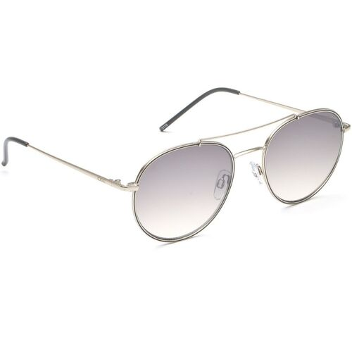 IDEE Retro Square Sunglasses(For Men, Grey)