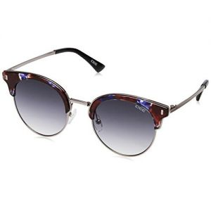 IDEE Mirrored Butterfly Unisex Sunglasses - (IDS2246C5SG|51|Blue-Pink Revo Color)