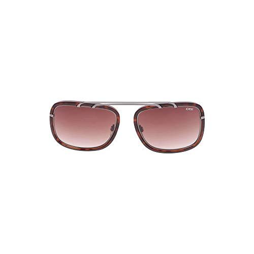 IDEE Mens Brow Bar UV Protected Sunglasses (Brown_Free Size)