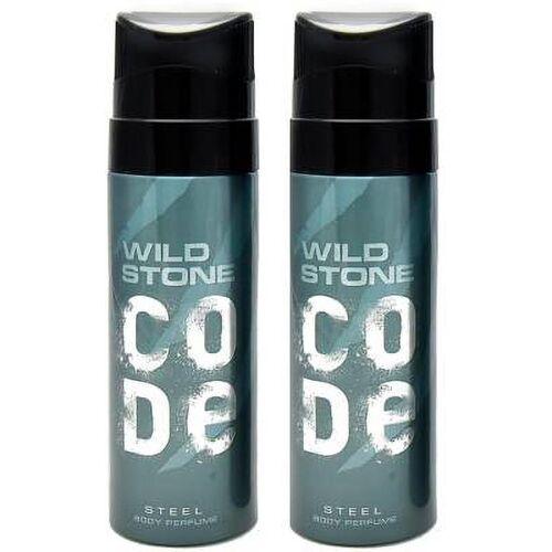 Wild Stone steel Perfume - 240 ml(For Men & Women)
