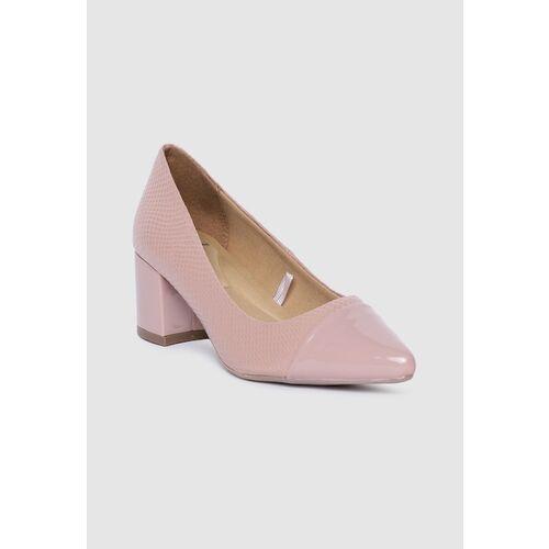 Carlton London Women Pink Block Heels