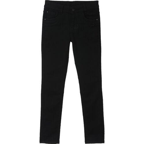 612 League Regular Girls Black Jeans